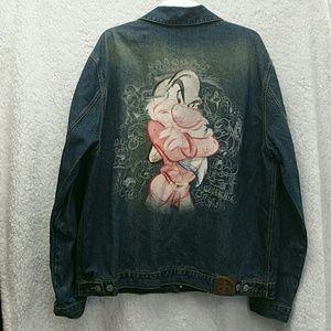 Grumpy Jean Jacket size XL